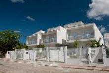 Moradas da Ilha - 3 casas em Florianópolis - Santa Catarina - Fachada