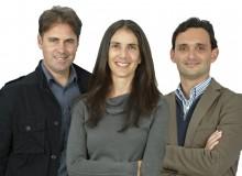 Arquitetos Marcos Jobim, Silvana Carlevaro, Leandro Soares