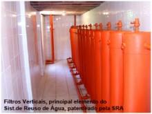 SRA Engenharia - Filtros Verticais